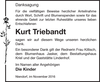 Kurt Triebandt