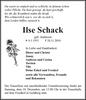 Ilse Schack