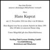 Hans Kuprat