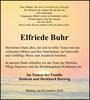 Elfriede Buhr