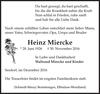Heinz Miercke