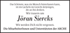 Jöran Siercks