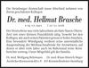 Dr. Med. Hellmut Brasche