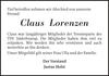 Claus Lorenzen