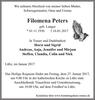 Filomena Peters