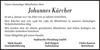 Johannes Kärcher