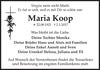 Maria Koop