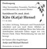 Käte Katja Hensel