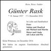 Günter Rask