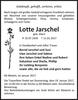 Lotte Jarschel