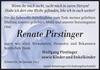Renate Pirstinger