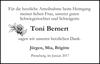 Toni Bernert