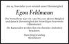 Egon Feldmann