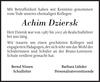 Achim Dziersk