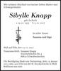 Sibylle Knapp