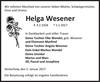 Helga Wesener