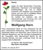 Wolfgang Horn