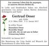 Gertrud Oeser