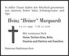 Heinz Heiner Marquardt