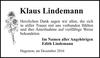 Klaus Lindemann