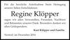 Regine Klöpper