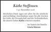 Käthe Steffensen