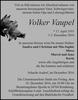 Volker Vaupel