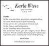 Karla Wiese