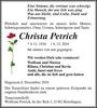 Christa Petrich