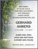 Gerhard Ahrens