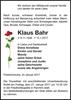 Klaus Bahr