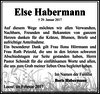 Else Habermann