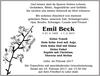 Emil Beck
