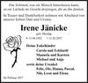 Irene Jänicke