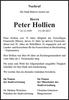 Peter Hollien