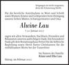 Alwine Lau