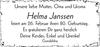 Helma Janssen