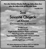Susi Susanne Chojecki