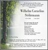 Wilhelm Cornelius Stöhrmann
