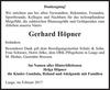 Gerhard Höpner