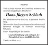 Hans-Jürgen Schleth