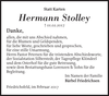 Hermann Stolley