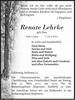 Renate Lehrke