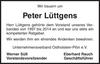 Peter Lüttgens
