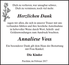 Annaliese Voss