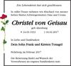 Christel von Geisau