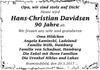 Hans-Christian Davidsen
