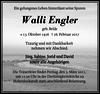 Walli Engler