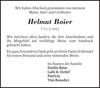 Helmut Baier