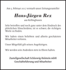 Hans-Jürgen Rex